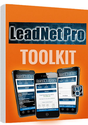 lead net pro software system